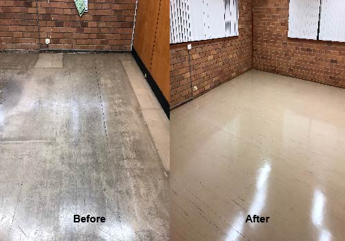 Strip and Seal Floor Care Brisbane